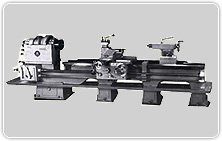 Precision Belt Driven Lathe Machine Tools