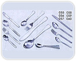 S S Spoon, Stainless Steel Spoon, S S Spoon